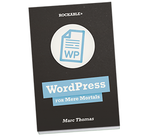WordPress for beginners e-book