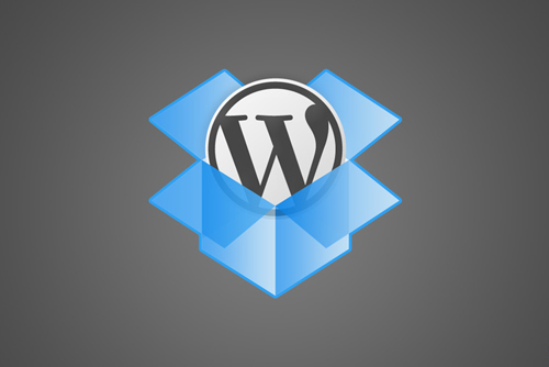 WordPress Backup to Dropbox – The easiest way to backup WordPress