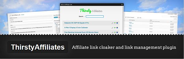 Thirsty Affiliates WordPress Plugin