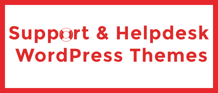 The Best WordPress Support And Helpdesk Themes 2016
